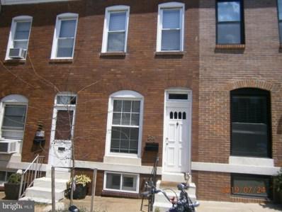 505 S Curley Street, Baltimore, MD 21224 - #: MDBA477956