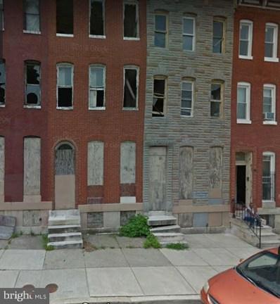 1618 Division Street, Baltimore, MD 21217 - #: MDBA477968