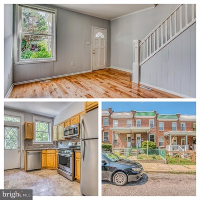 4438 Newport Avenue, Baltimore, MD 21211 - MLS#: MDBA478010