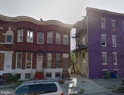 1903 N Fulton Avenue, Baltimore, MD 21217 - #: MDBA478028