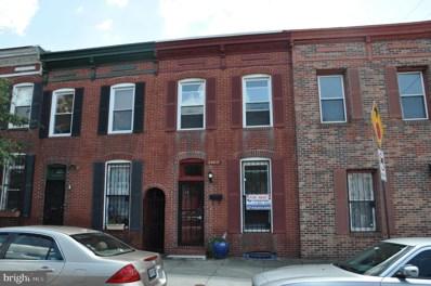 3403 Toone Street, Baltimore, MD 21224 - #: MDBA478030