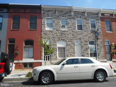 2438 Ashland Avenue, Baltimore, MD 21205 - #: MDBA478084