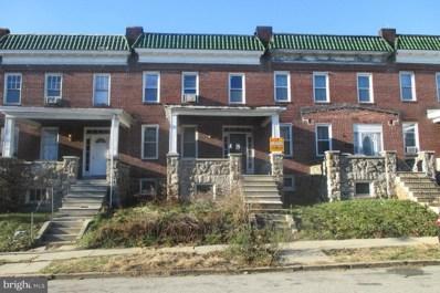 5104 Queensberry Avenue, Baltimore, MD 21215 - #: MDBA478178