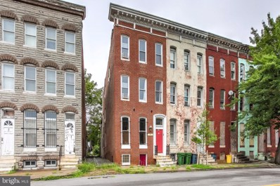 844 Edmondson Avenue, Baltimore, MD 21201 - #: MDBA478200