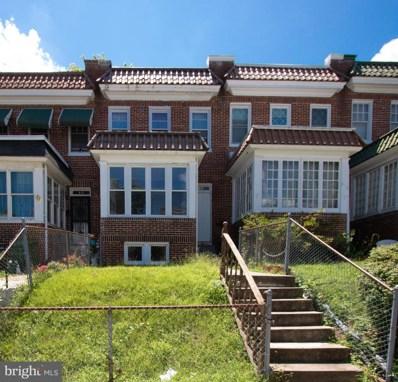 817 Cator Avenue, Baltimore, MD 21218 - #: MDBA478246