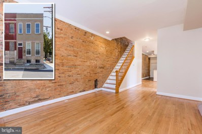 1205 Clendenin Street, Baltimore, MD 21217 - MLS#: MDBA478252