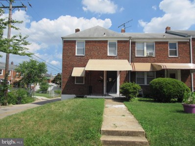 3531 Parklawn Avenue, Baltimore, MD 21213 - #: MDBA478260