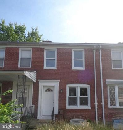 3050 Ascension Street, Baltimore, MD 21225 - #: MDBA478282