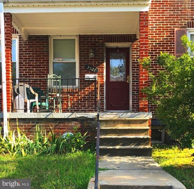 3521 Cliftmont Avenue, Baltimore, MD 21213 - #: MDBA478314