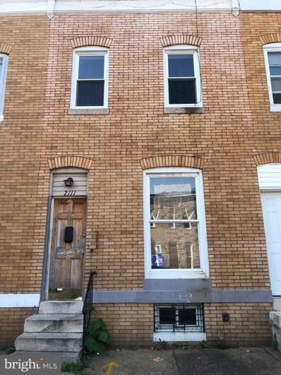 2111 Eagle Street, Baltimore, MD 21223 - #: MDBA478338
