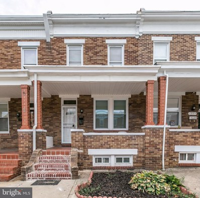 3227 Kenyon Avenue, Baltimore, MD 21213 - #: MDBA478344