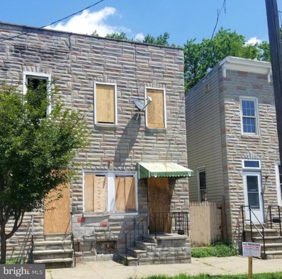 524 E Patapsco Avenue, Baltimore, MD 21225 - #: MDBA478354