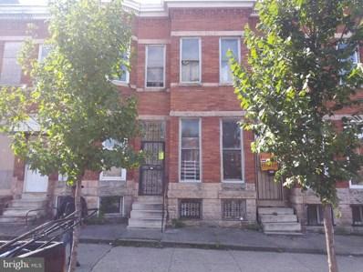 1667 W North Avenue, Baltimore, MD 21217 - #: MDBA478392