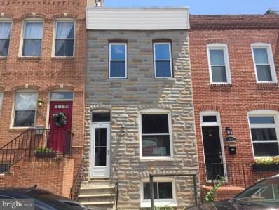 1013 Baylis Street, Baltimore, MD 21224 - #: MDBA478428