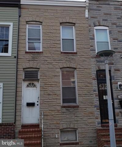 702 N Madeira Street, Baltimore, MD 21205 - #: MDBA478472