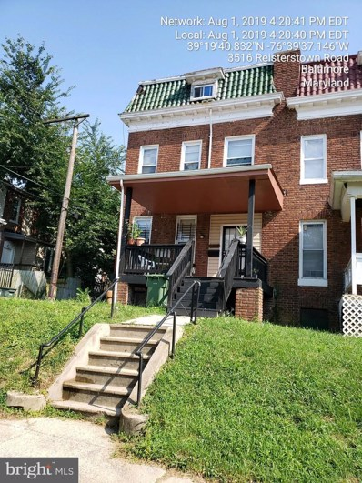 2801 Norfolk Avenue, Baltimore, MD 21215 - #: MDBA478500