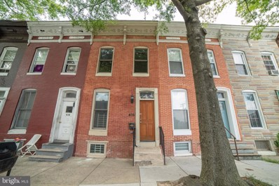 416 E Federal Street, Baltimore, MD 21202 - #: MDBA478508
