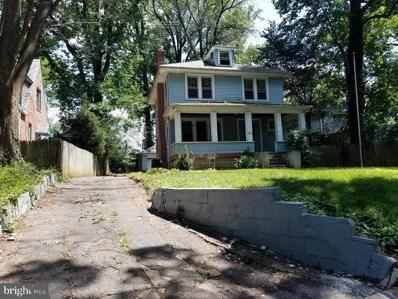 4205 Duvall Avenue, Baltimore, MD 21216 - #: MDBA478524