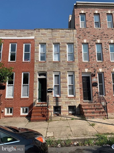 1110 Carroll Street, Baltimore, MD 21230 - #: MDBA478532