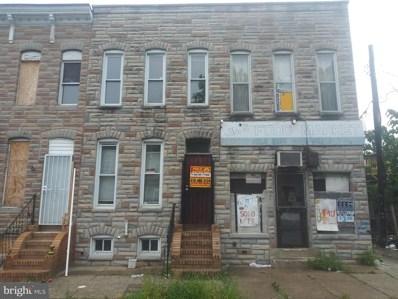 2104 Ramsay Street, Baltimore, MD 21223 - #: MDBA478540