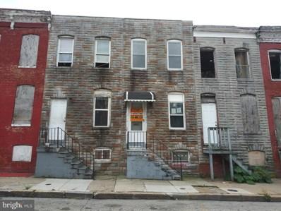 2121 Vine Street, Baltimore, MD 21223 - #: MDBA478554