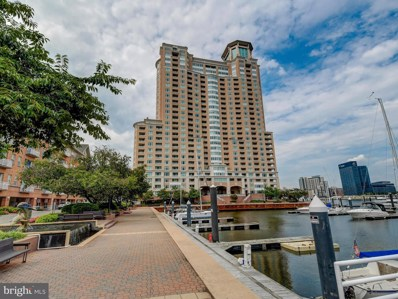 100 Harborview Drive UNIT 310, Baltimore, MD 21230 - MLS#: MDBA478586