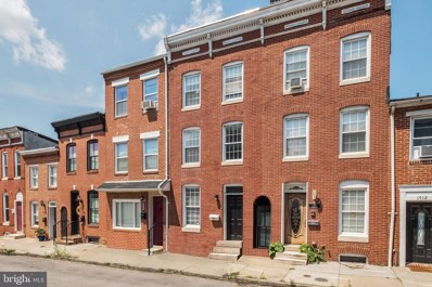 1716 Light Street, Baltimore, MD 21230 - #: MDBA478600