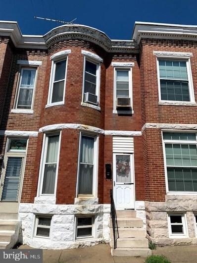 1608 Jackson Street, Baltimore, MD 21230 - #: MDBA478620
