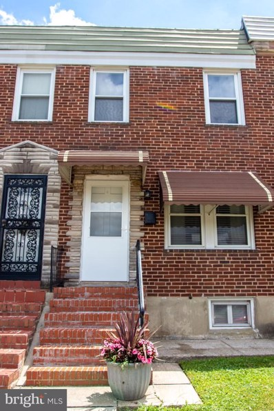 3625 Lyndale Avenue, Baltimore, MD 21213 - #: MDBA478654