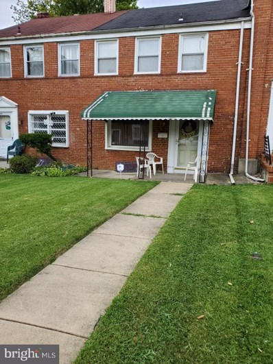 5636 Clearspring Road, Baltimore, MD 21212 - #: MDBA478696