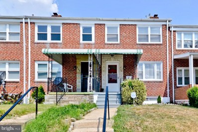 4144 Doris Avenue, Baltimore, MD 21225 - #: MDBA478764