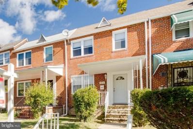 3628 Dolfield Avenue, Baltimore, MD 21215 - #: MDBA478832
