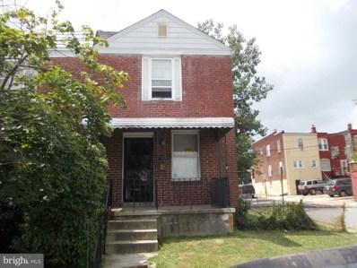 3201 Pelham Avenue, Baltimore, MD 21213 - #: MDBA478846