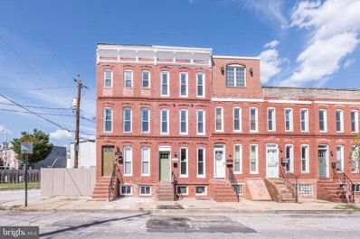 1234 W Cross Street, Baltimore, MD 21230 - #: MDBA478848