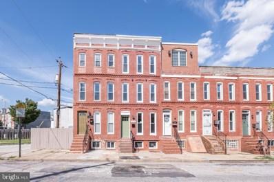 1234 W Cross Street, Baltimore, MD 21230 - #: MDBA478848