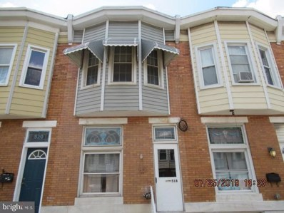 518 S Lehigh Street, Baltimore, MD 21224 - #: MDBA478862