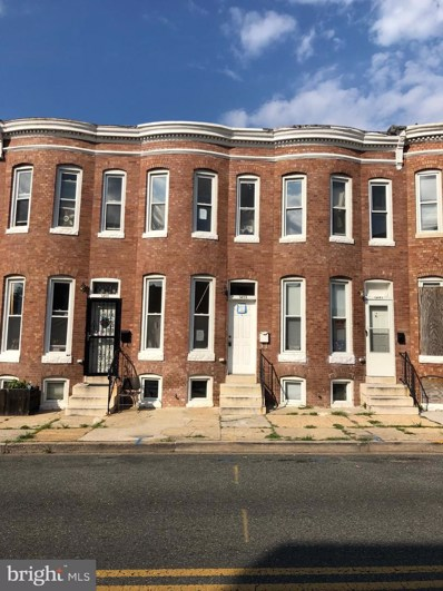 1453 N Carey Street, Baltimore, MD 21217 - #: MDBA478882