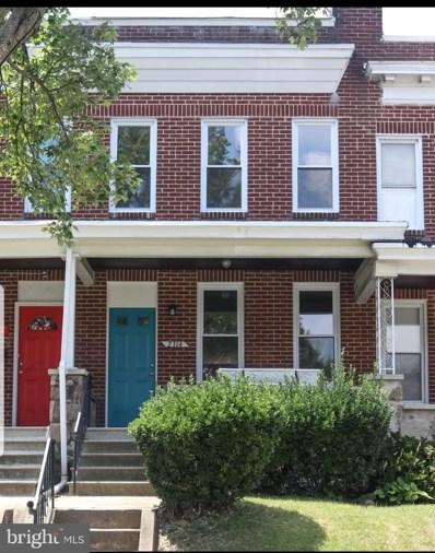 2314 N Rosedale Street, Baltimore, MD 21216 - #: MDBA478988