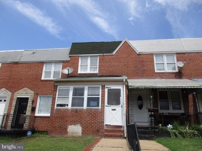 1913 Harman Avenue, Baltimore, MD 21230 - #: MDBA479000