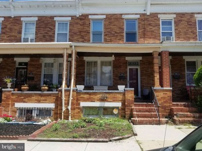 3340 Dudley Avenue, Baltimore, MD 21213 - #: MDBA479020