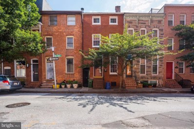1125 William Street, Baltimore, MD 21230 - #: MDBA479090