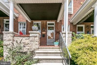 1418 W Old Cold Spring Lane, Baltimore, MD 21211 - #: MDBA479092