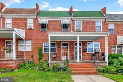 1221 W 37TH Street, Baltimore, MD 21211 - #: MDBA479104