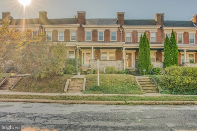 1115 Wood Heights Avenue, Baltimore, MD 21211 - MLS#: MDBA479110