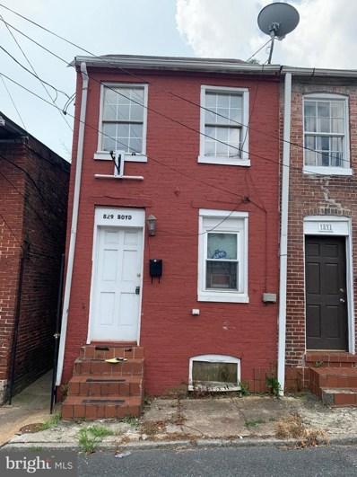829 Boyd Street, Baltimore, MD 21201 - #: MDBA479116