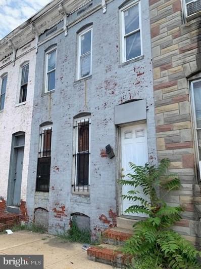 605 S Monroe Street, Baltimore, MD 21223 - #: MDBA479122