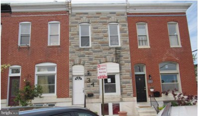 34 N Luzerne Avenue, Baltimore, MD 21224 - #: MDBA479178
