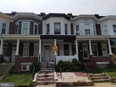 539 E 38TH Street, Baltimore, MD 21218 - #: MDBA479196