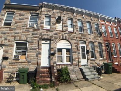 1152 Sargeant Street, Baltimore, MD 21223 - #: MDBA479198
