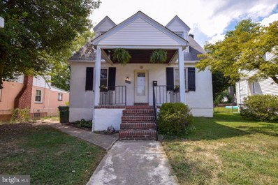 6010 Eurith Avenue, Baltimore, MD 21206 - #: MDBA479208